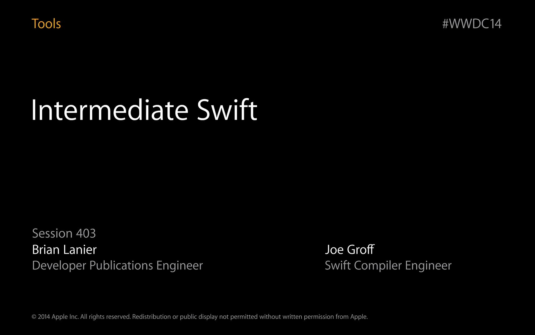 how to develop an app using swift